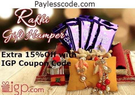 IGP Coupon Code & IGP Rakhi Offers
