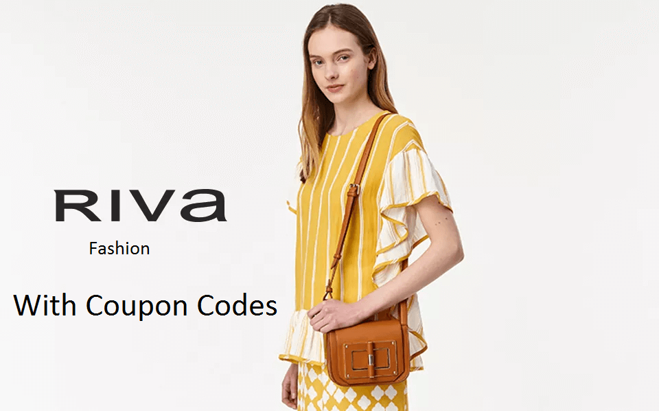 Riva Fashion Coupon Code
